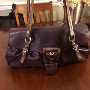 ADRIENNE VITTADINI 100% leather bag